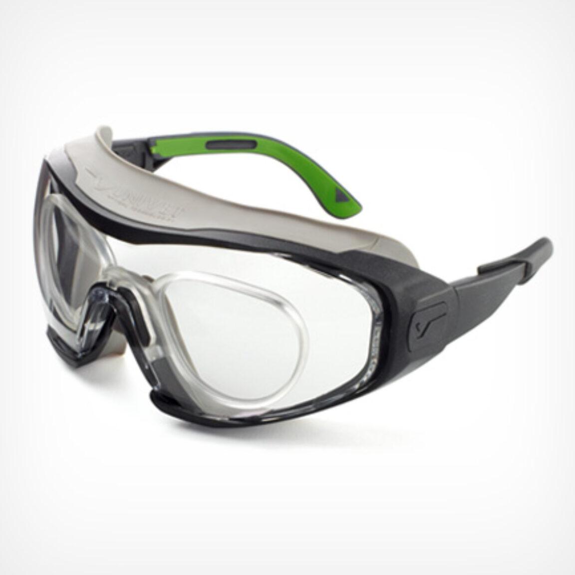 Óculos de Segurança com Grau UNIVET modelo 6X1