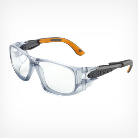 Óculos de Segurança com Grau UNIVET modelo 5X9.01